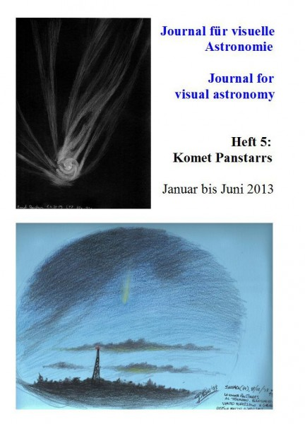 Journal für visuelle Astronomie / Journal for visual astronomy – Heft 5 - Dr. Johannes Schilling, Lonsee
