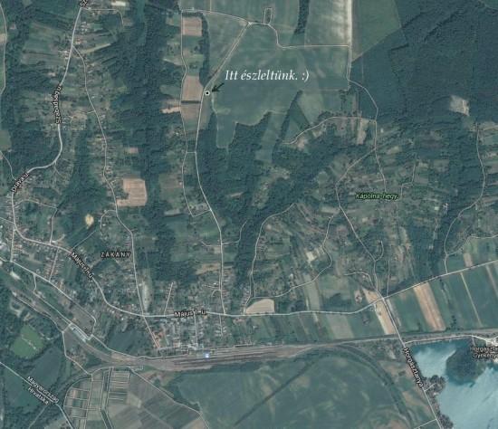 Kápolna hegy - BognarTamas, Zákány