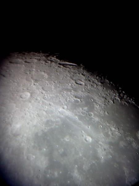 Hold, mobiltelefonnal fényképezve - Bognár Tamás, Zákány