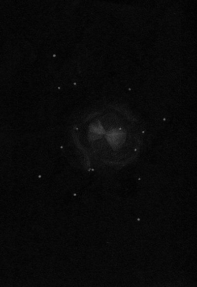 Messier 27 68mm Refr Gabriele Houtermans